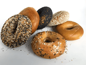 Bagels Number 1 Sons Bakehouse Baker's Choice Bag
