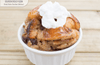 Brown Butter Bourbon Bread Pudding Puddin'