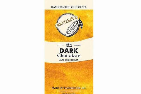Chocotenango 85% Dark Chocolate Chocotenango