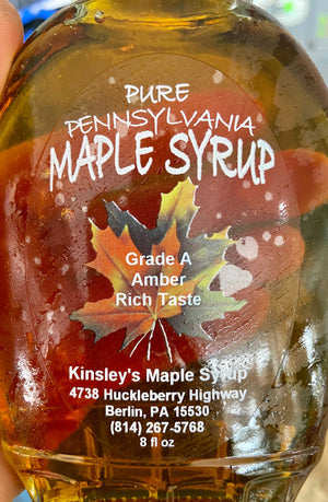 Kinsley's Maple Syrup Kinsley's Maple Syrup