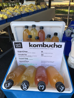 Kombucha Number 1 Sons