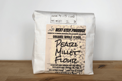 Millet Flour Next Step Produce