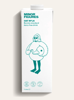 Oat milk Minor Figures