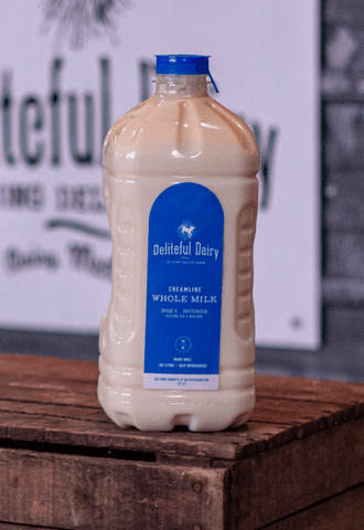 Whole Creamline Milk Deliteful Dairy
