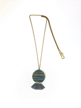 Shaheen Tassel Necklace