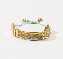 Sunehri Embroidered Bracelet