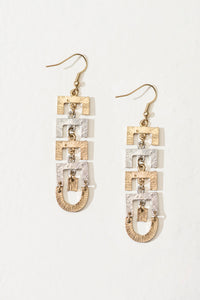 Jharoka earrings