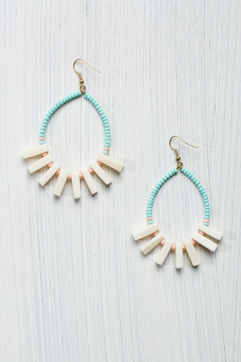 Gulabee Bone Hoops