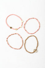 Kasturi bracelets, set of 4