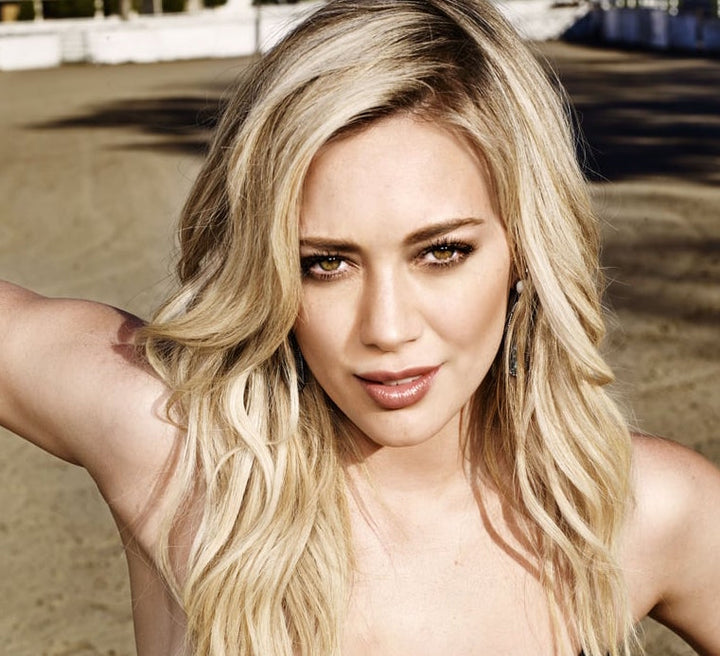 "From ""Not cute."" To ""We cute."" – A look at Hilary Duff's body transformation"