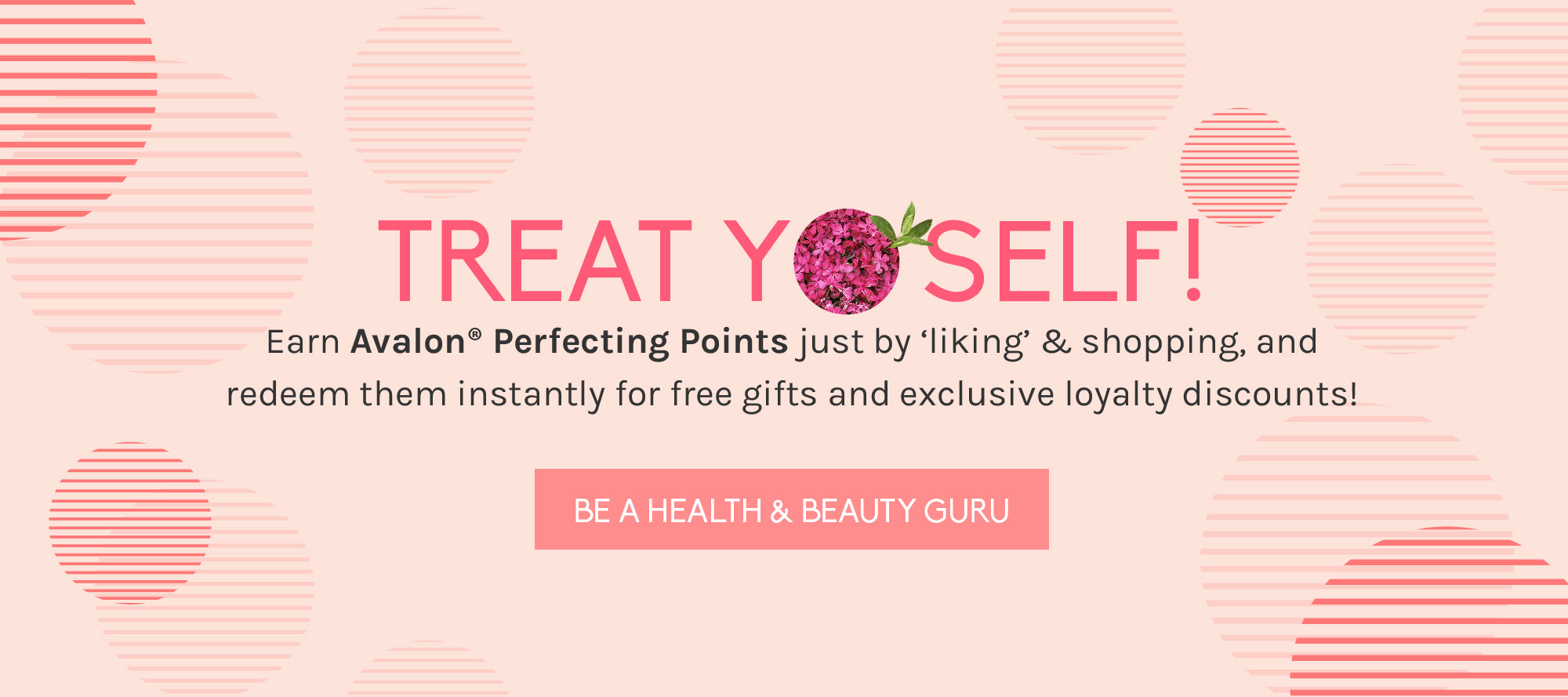 Avalon Health & Beauty Loyalty Program