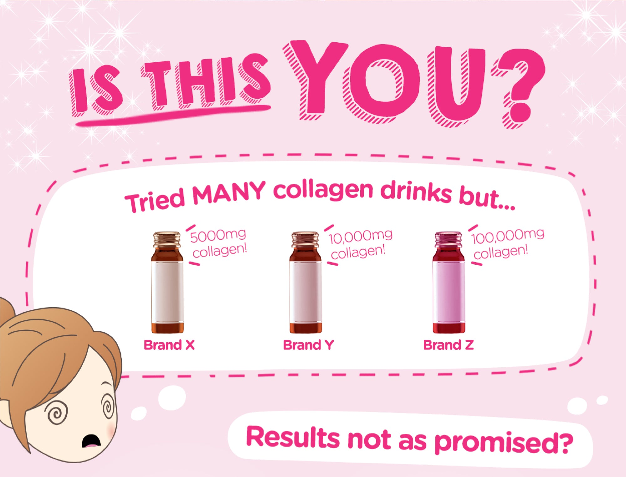 Most beauty gurus have tried numerous collagen drinks but none of them are as effective as Avalon® Stemcell Beauty Drink.