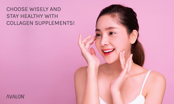 Choose wisely and stay healthy with collagen supplements