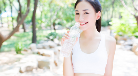 drink water can help to burn fat