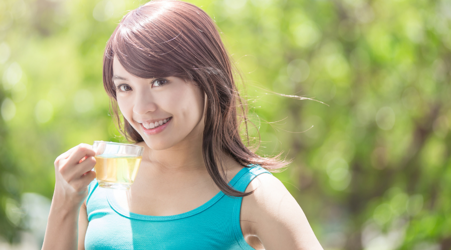 Consuming green tea can also help your skin, breast, colon and bladder cells