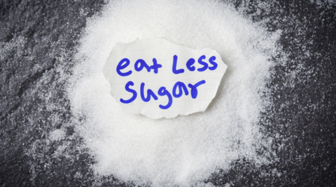 Eat lesser sugar to maintain healthy detoxification system