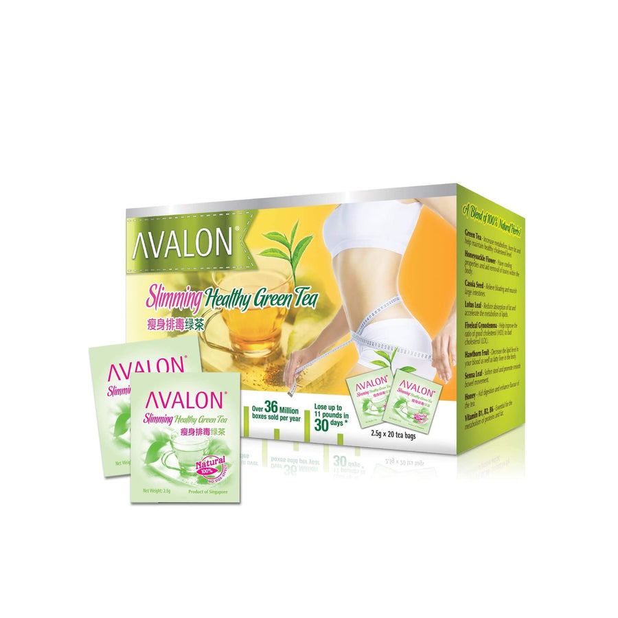 Avalon® Slimming Healthy Green Tea - Avalon® Health & Beauty