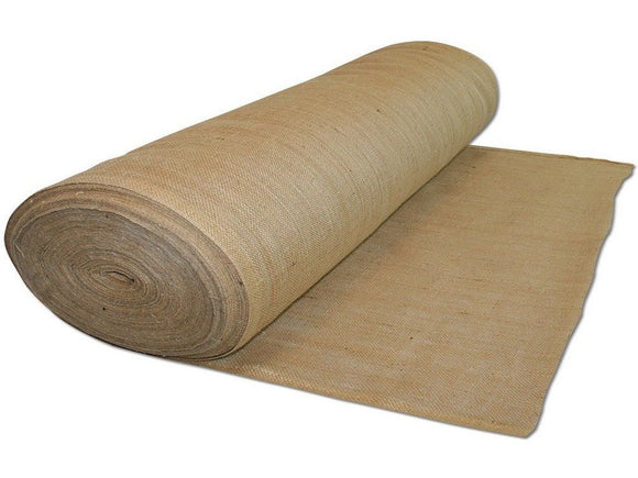 40 Inch 10 Oz Jute Upholstery Burlap Fabric By Yards