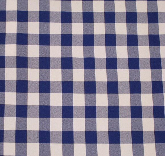 10 Yards Checkered Fabric 60