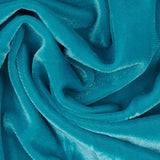 5 Yards Stretch Velvet Fabric 60'' Wide By The Yard Craft Dress Fabric 23 Colors""