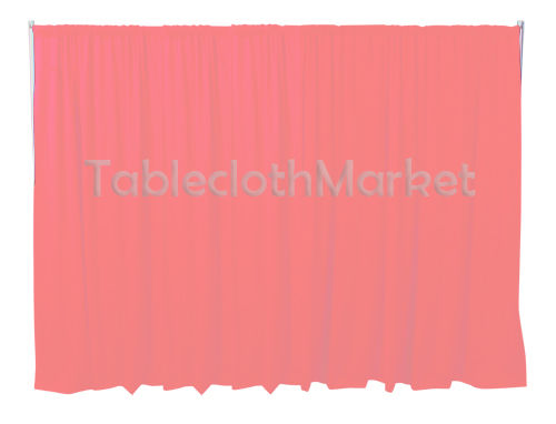 5 X 5 Ft Backdrop Background For Pipe And Drape Displays Polyester 24 Colors
