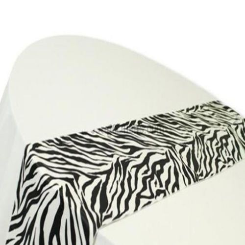 6 Pack Zebra Flocking Taffeta 12