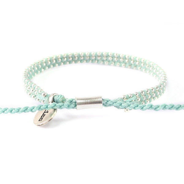 Wakami - Life is What… – Kiss Mint Bracelet