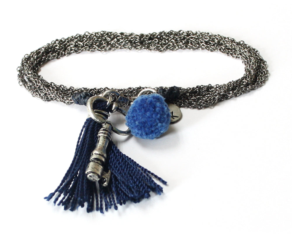 Wakami - Unlock Necklace - Stormy Weather
