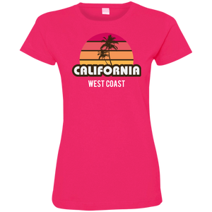 Comfy Ladies' Fine Jersey T-Shirt