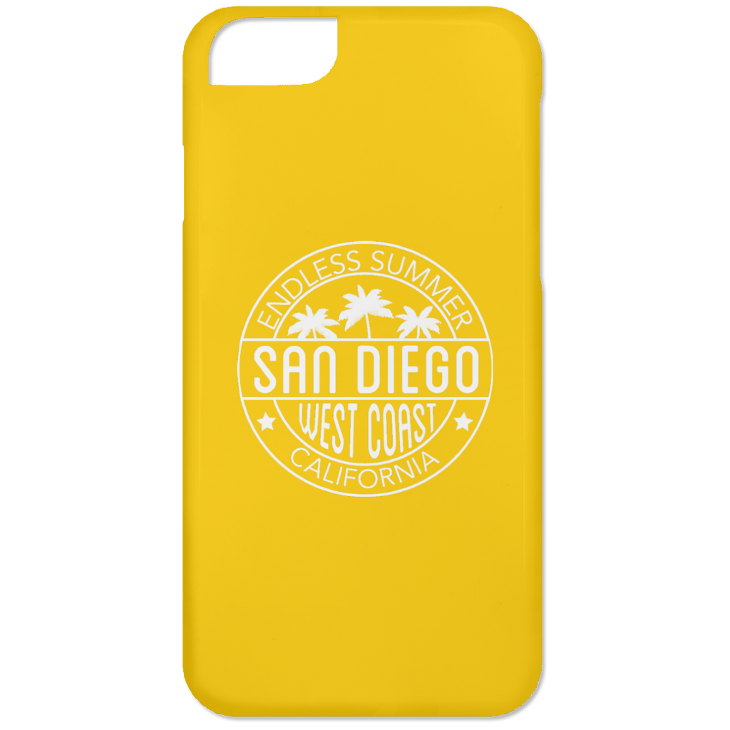 Vintage CA West Coast iPhone 6 Case