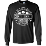 Premium San Diego Endless Summer Sports Gildan Youth LS T-Shirt