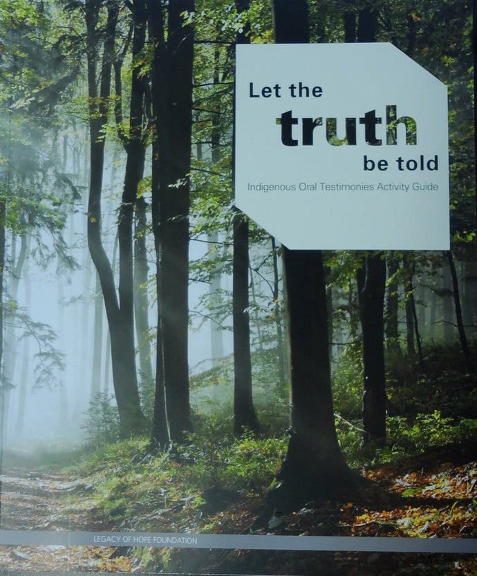 Let the Truth Be Told / Parle de la Vérité BILINGUAL