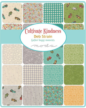 Cultivate Kindness by Deb Strain