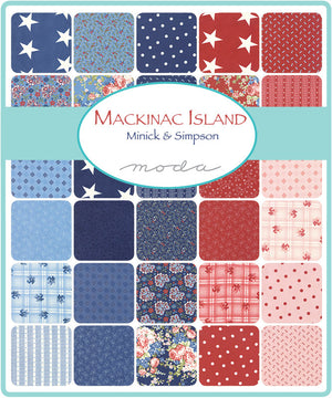 Mackinac Island Prints by Minnick and Simpson