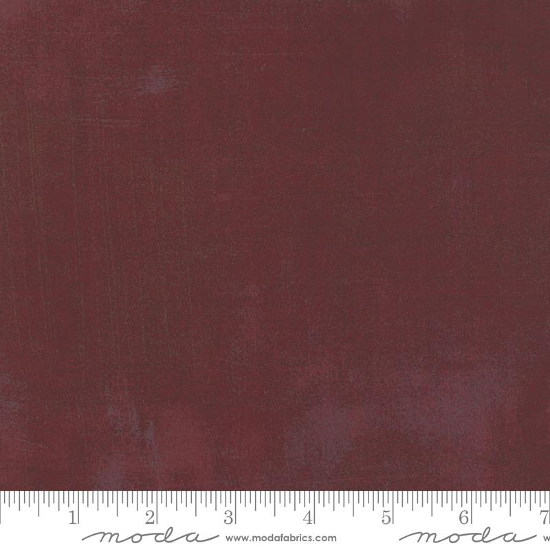 11108 297 Wide Back Grunge Burgundy