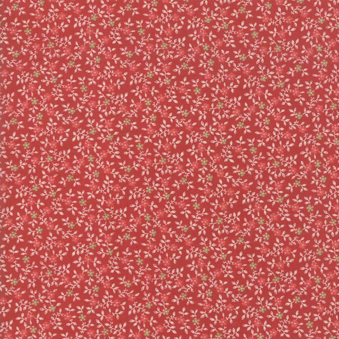 14886 19 Northport Prints Minick & Simpson - Red