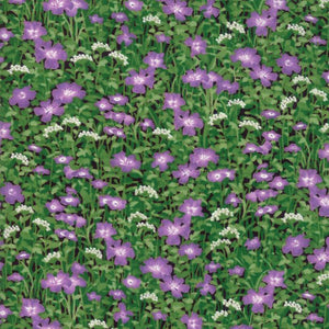 33383 15 Wildflowers IX Moda - Lilac