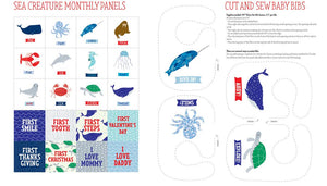 48240-11 Ahoy Sea Creatures Panel