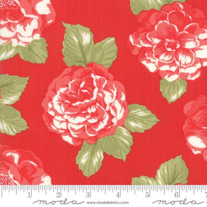 55190 11 Early Bird Blooms Red