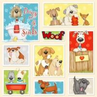 Dogs&Suds Q-6958-14DOGS&SUDS Q-6958-14