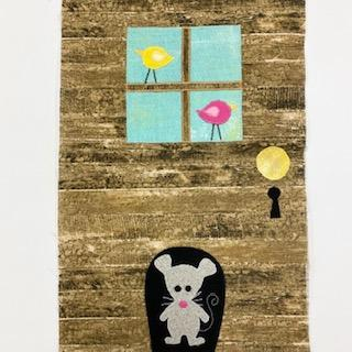 Door with Mel the Mouse  Zootropolis Block Kit