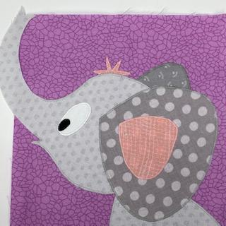 Elias the Elephant Block Kit
