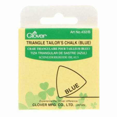 Triangle Tailor's Chalk Blue