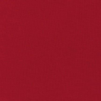 Kona Cotton CHINESE RED