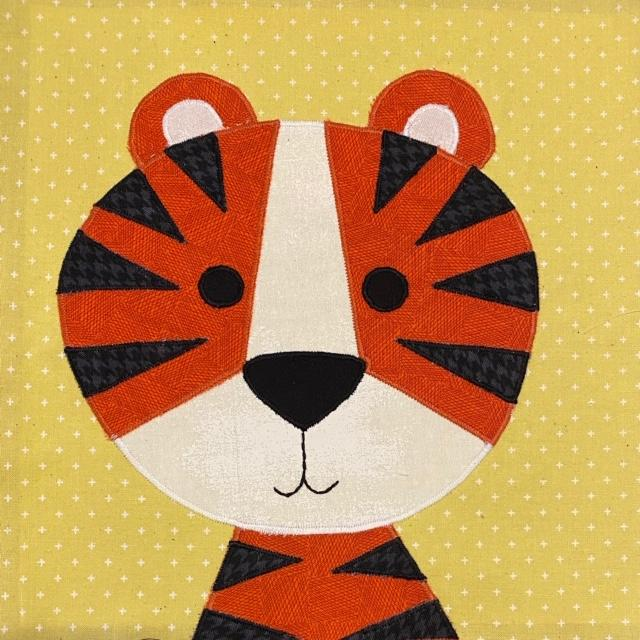 Tony the Tiger Zootropolis Block Kit