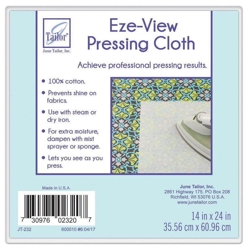 Eze-View Press Cloth™