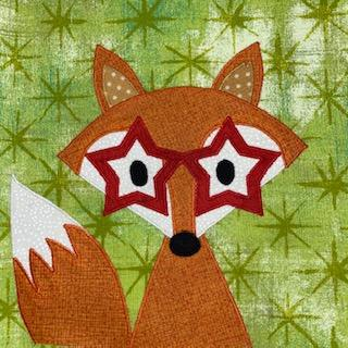 Felix the Fox Zootropolis Block Kit