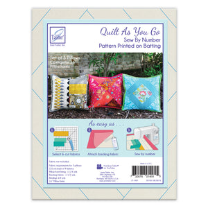 QAYG Pillow Cover - 3 pack