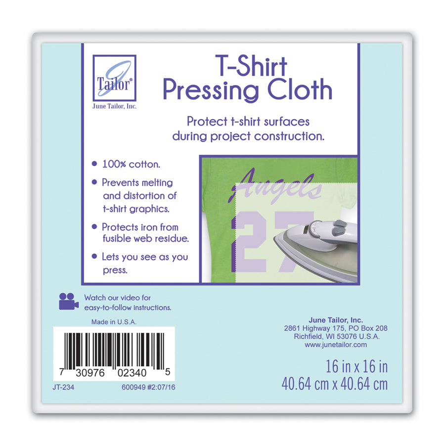 T-shirt Pressing Cloth