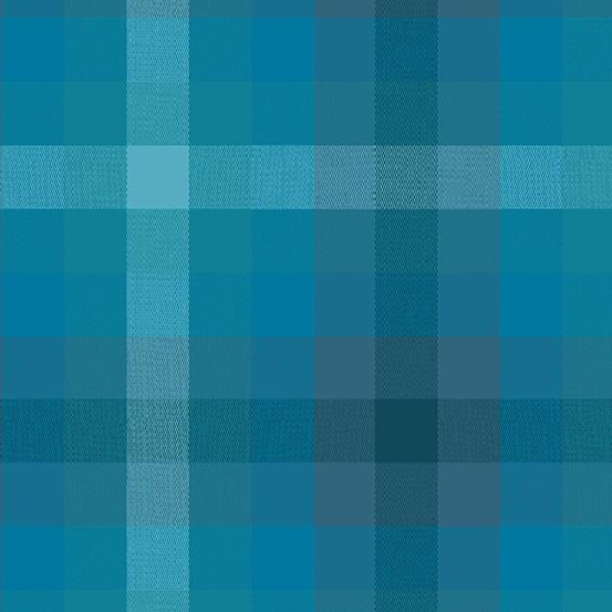 Kaleidoscope Stripes & Plaids WV-9541-Denim